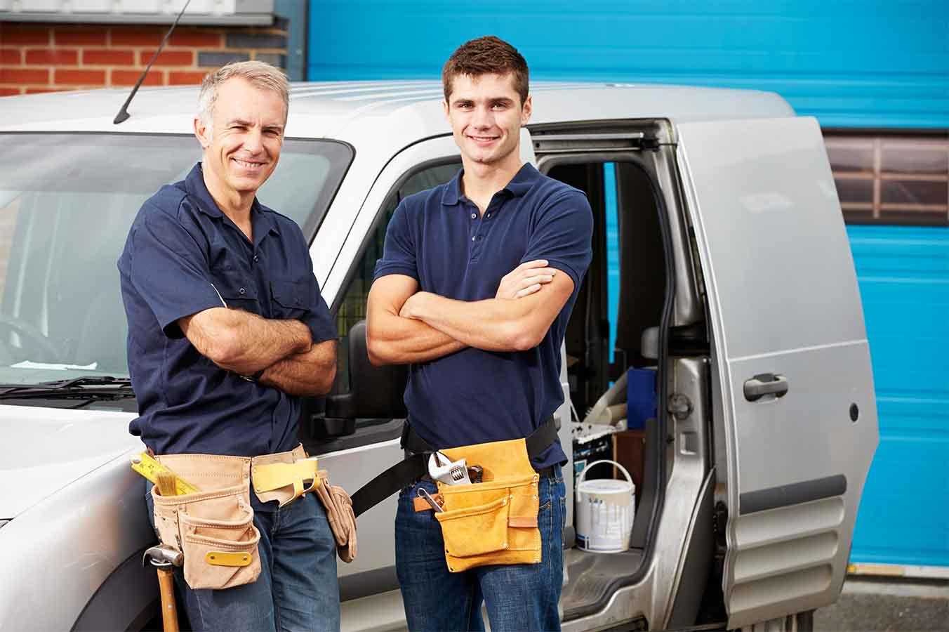 technicien en plomberie