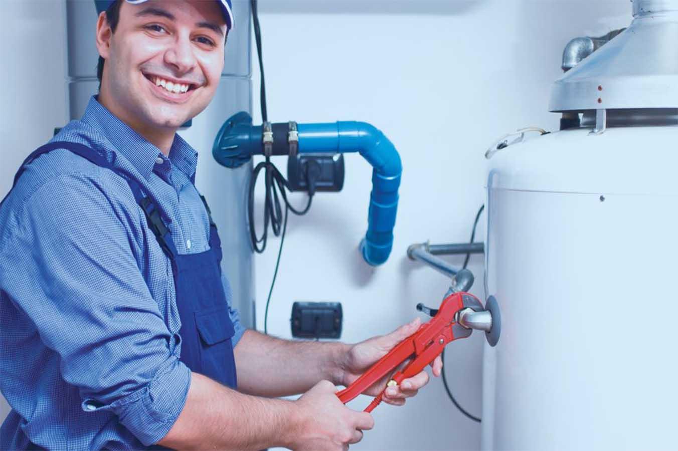 installation et réparation chauffe eau